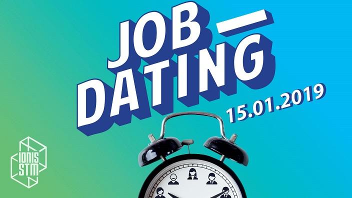 Job dating 2019 - Les Alumni à la rencontre des futurs diplômés