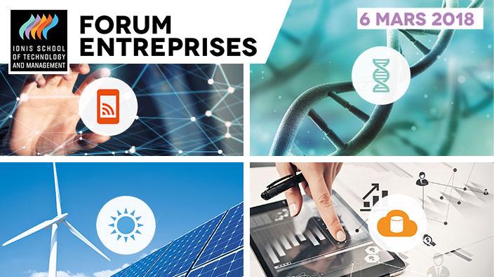 Forum Entreprises 2018