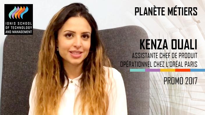 Planète Métiers - Kenza Ouali, L'Oréal Paris