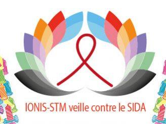 IONIS en veille contre le sida : plus de 10 000 euros récoltés !