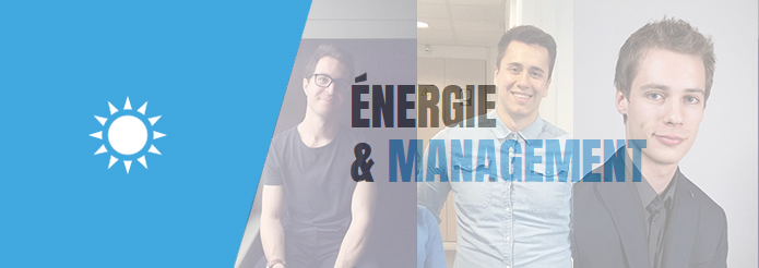 Du Costa Rica à la Tour Eiffel en passant par Orange : retour sur les stages de Nicolas Faure, Cédric Rivera et Yvan Sevic, trois étudiants de la filière Energie & Management de Ionis-STM