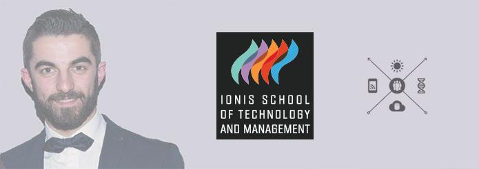 Vidéo : l'école Ionis-STM vue par Florian Consalvi, diplômé de la promotion 2017
