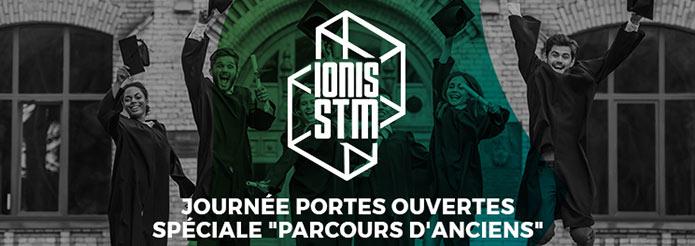 Participez à la Journée Portes Ouvertes de Ionis-STM spéciale Anciens, le samedi 23 mars 2019!