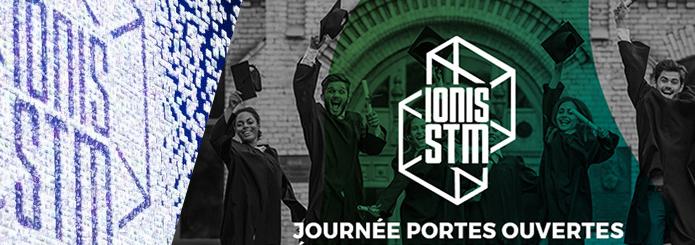Journée Portes Ouvertesdu samedi 14 septembre 2019 : transformez votre future carrière avec Ionis-STM