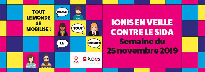 Ionis-STM et les écoles du Groupe IONIS se mobilisent contre le sida